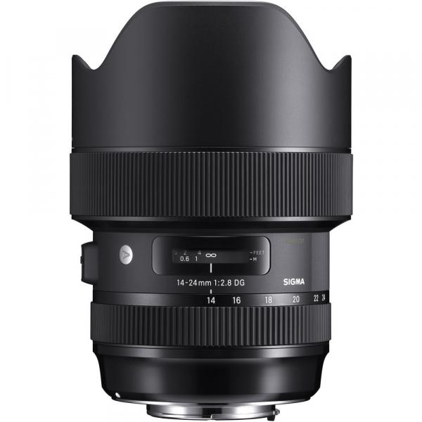 Sigma 14-24mm F2.8 DG HSM Art - Obiectiv pentru Nikon FX 0
