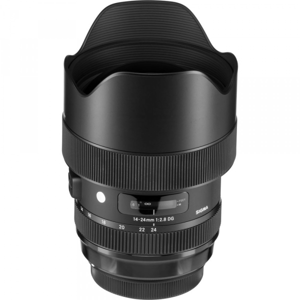 Sigma 14-24mm F2.8 DG HSM Art - Obiectiv pentru Nikon FX 1