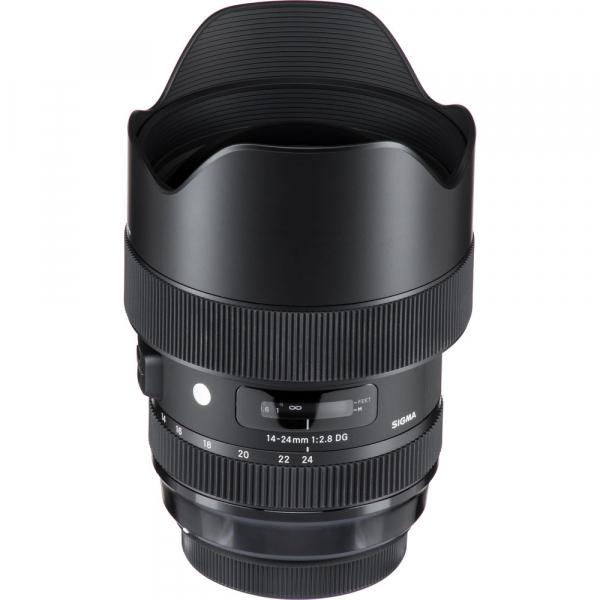 Sigma 14-24mm Obiectiv Foto DSLR F2.8 DG HSM Montura Canon EF 2