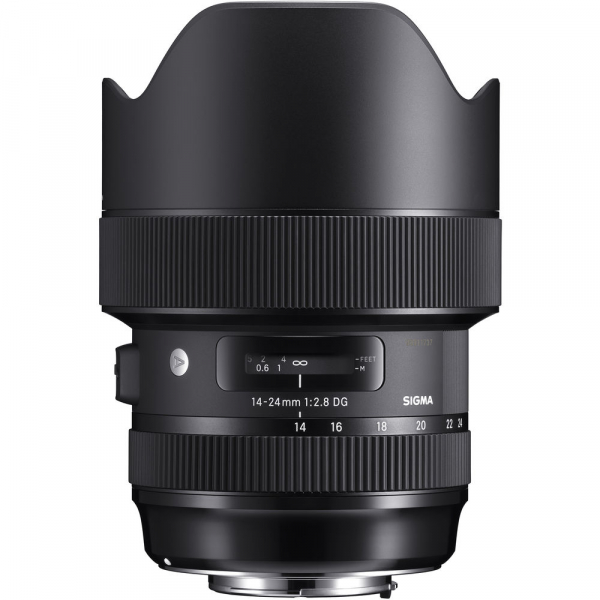 Sigma 14-24mm Obiectiv Foto DSLR F2.8 DG HSM Montura Canon EF 0