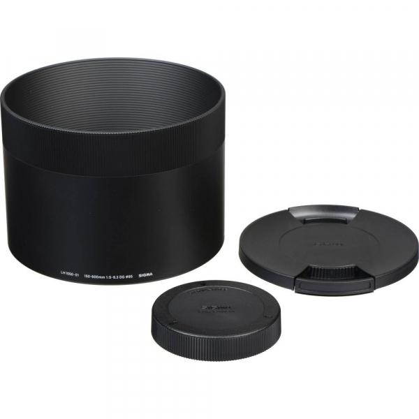 Sigma 150-600mm f/5-6.3 DG OS HSM [C] Canon - Contemporary 6