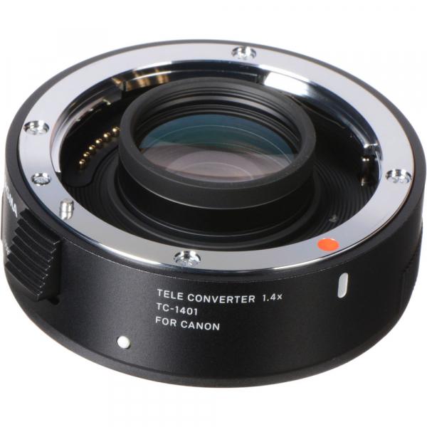 Sigma 150-600mm f/5-6.3 DG OS HSM Canon - Contemporary + teleconvertor Sigma 1.4x TC-1401 8