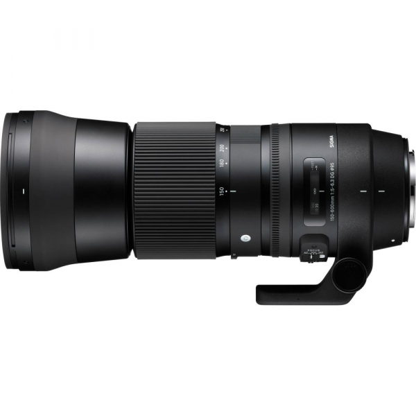 Sigma 150-600mm f/5-6.3 DG OS HSM Canon-EF [S] Sport 1