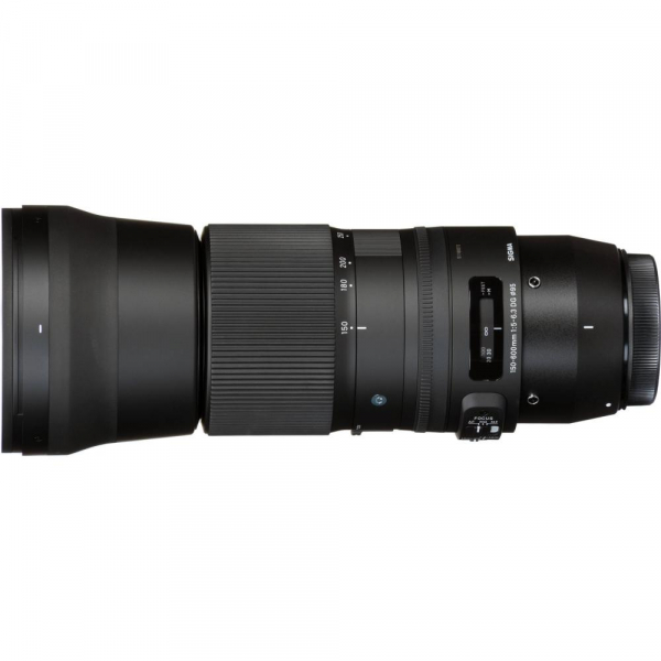 Sigma 150-600mm f/5-6.3 DG OS HSM Canon-EF [S] Sport 6