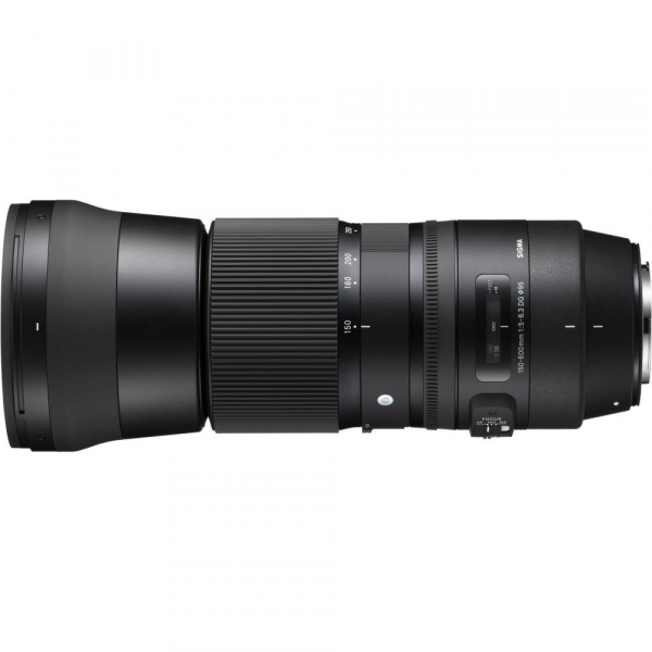 Sigma 150-600mm f/5-6.3 DG OS HSM Canon-EF [S] Sport 3