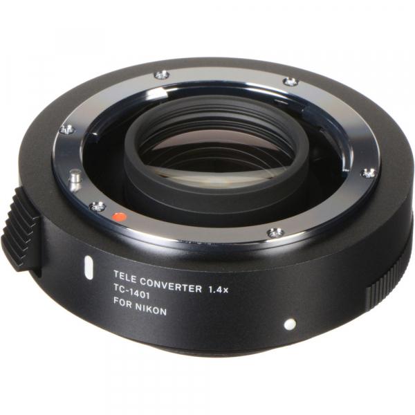 Sigma 150-600mm f/5-6.3 DG OS HSM Nikon - Contemporary + teleconvertor Sigma 1.4x TC-1401 9