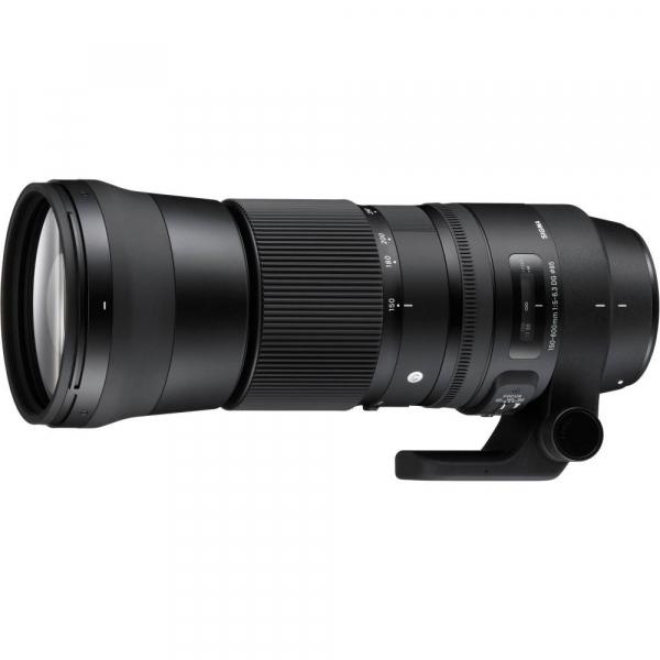 Sigma 150-600mm f/5-6.3 DG OS HSM Nikon - Contemporary + teleconvertor Sigma 1.4x TC-1401 1