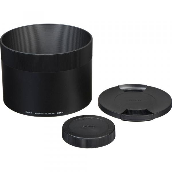 Sigma 150-600mm f/5-6.3 DG OS HSM Nikon - Contemporary + teleconvertor Sigma 1.4x TC-1401 7