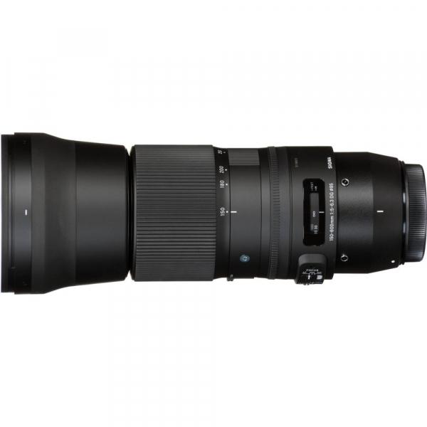 Sigma 150-600mm f/5-6.3 DG OS HSM Nikon [S] Sport [5]