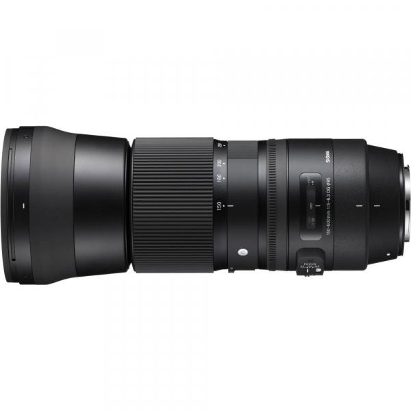 Sigma 150-600mm f/5-6.3 OS Canon [S] Sport kit cu Sigma TC-1401 1.4x [4]