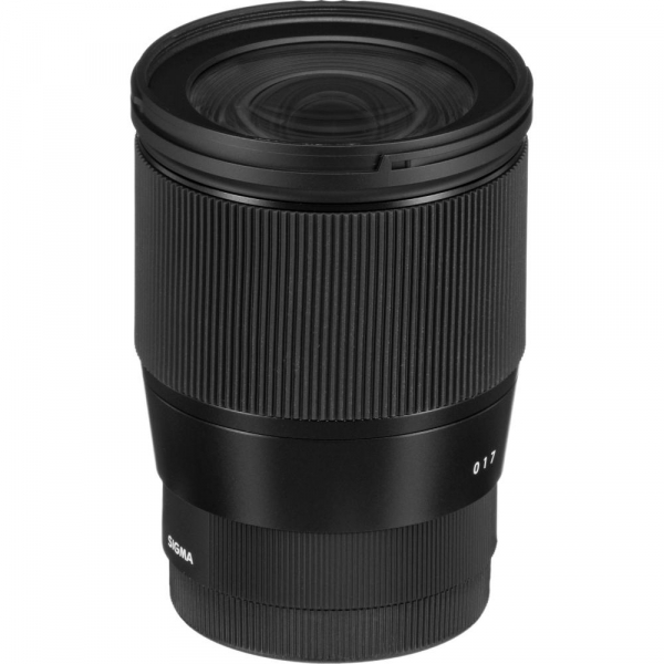Sigma 16mm f/1.4 DC DN Contemporary obiectiv Mirrorless montura Canon EF-M 4