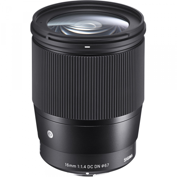 Sigma 16mm f/1.4 DC DN Contemporary -   obiectiv Mirrorless montura Sony E 0