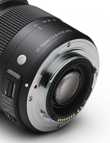 Sigma 17-70mm f/2.8-4 DC Macro OS HSM  -  Contemporary  pt Canon EOS 3