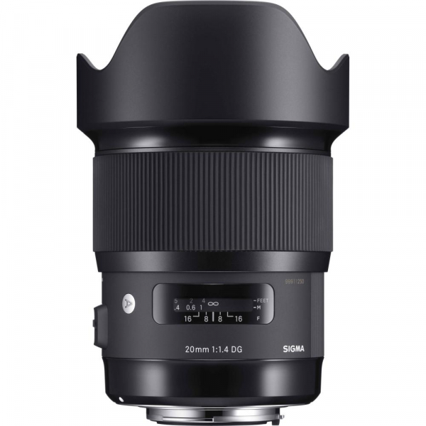 Sigma 20mm f/1.4 DG HSM ART - Canon EF [0]