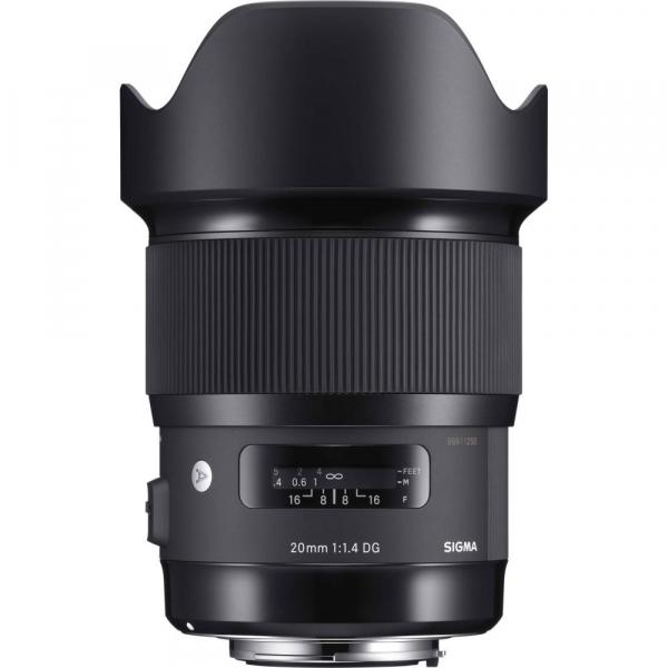 Sigma 20mm f/1.4 DG HSM ART - Nikon 0