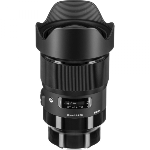 Sigma 20mm f/1.4 DG HSM ART -   obiectiv Mirrorless montura Panasonic L 0