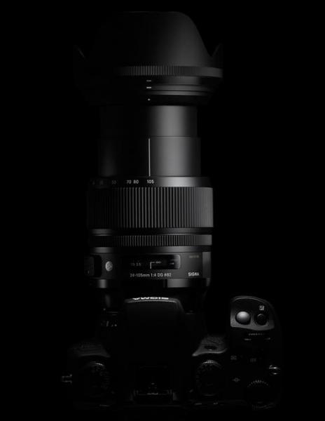 Sigma 24-105mm f/4 DG OS HSM ART - montura Canon EF 1