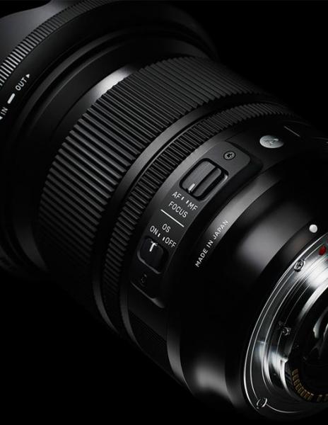 Sigma 24-105mm f/4 DG OS HSM ART - montura Canon EF 2