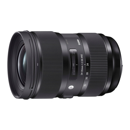 Sigma 24-35mm f/2.0 DG HSM ART - Canon EF 2