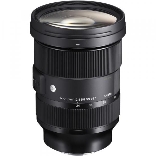 Sigma 24-70mm f/2.8 DG DN ART - obiectiv Mirrorless montura Panasonic L 1