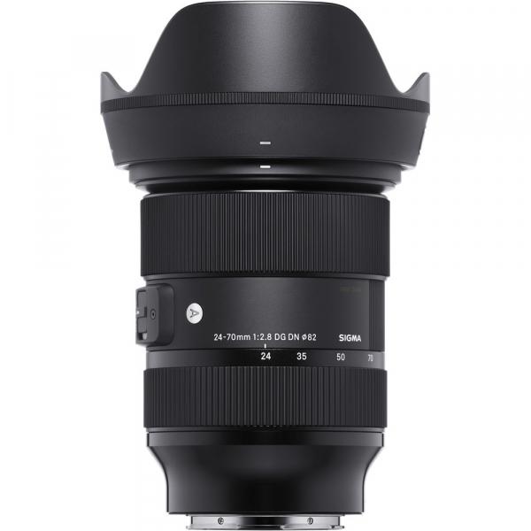 Sigma 24-70mm f/2.8 DG DN ART - obiectiv Mirrorless montura Panasonic L 0
