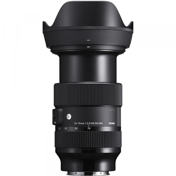 Sigma 24-70mm f/2.8 DG DN ART - obiectiv Mirrorless montura Panasonic L 2