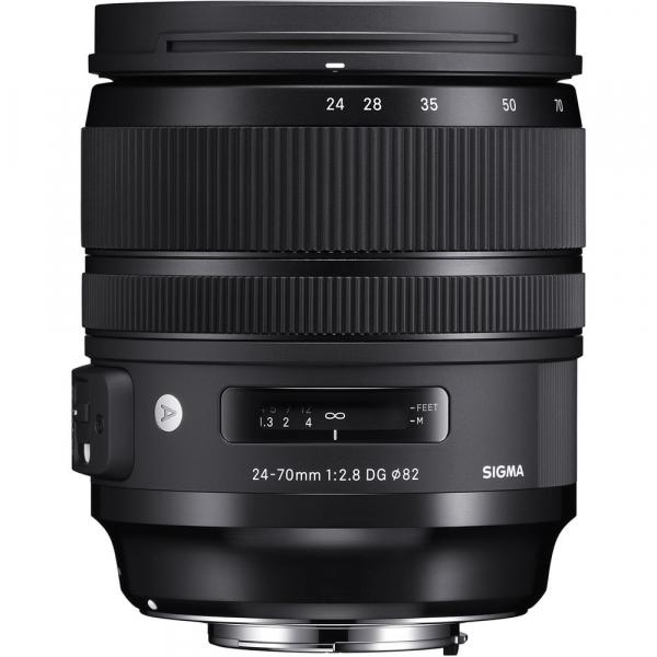 SIGMA 24-70mm f/2.8 OS DG HSM ART- Canon EF 1