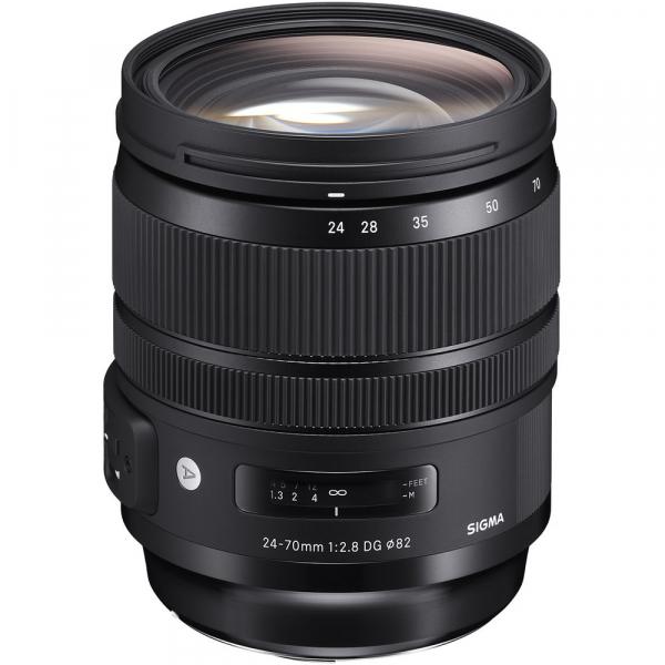 SIGMA 24-70mm f/2.8 OS DG HSM ART- Nikon 0