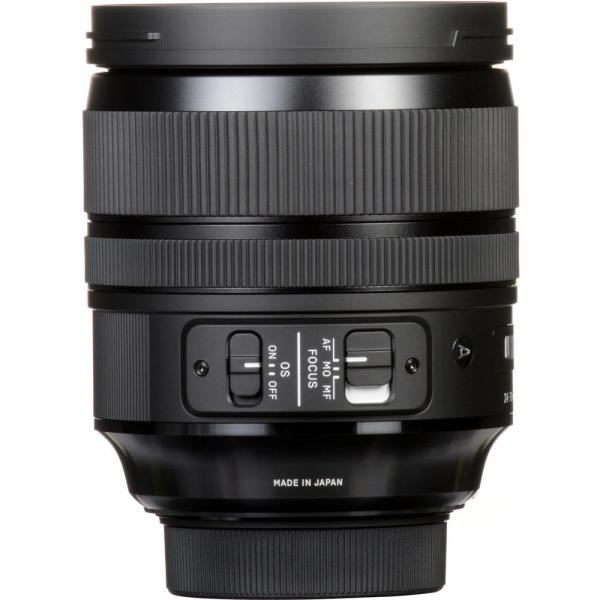 SIGMA 24-70mm f/2.8 OS DG HSM ART- Nikon 4