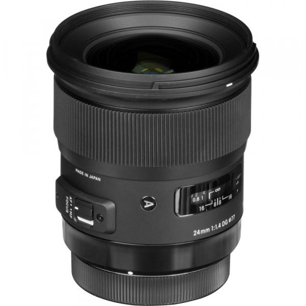 Sigma 24mm f/1.4 DG HSM ART - montura Canon EF [2]