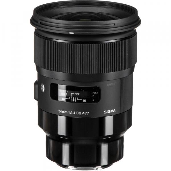 Sigma 24mm f/1.4 DG HSM ART - obiectiv Mirrorless montura Panasonic L 0