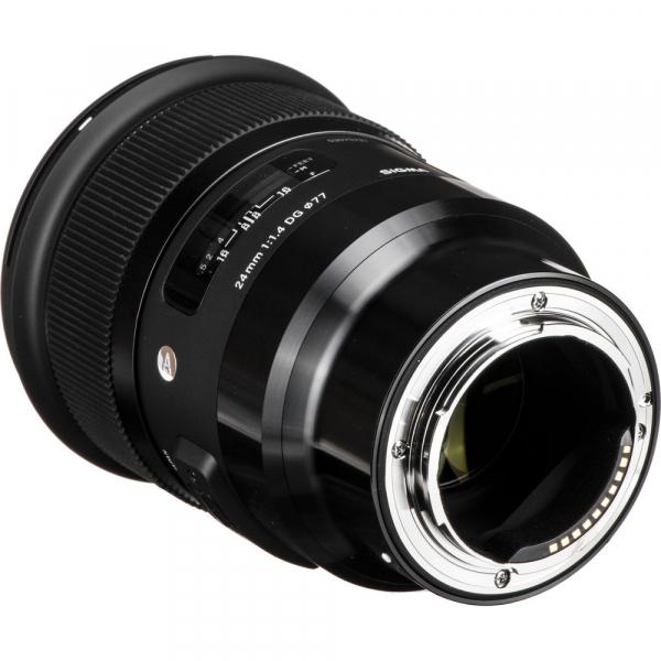 Sigma 24mm f/1.4 DG HSM ART - obiectiv Mirrorless montura Panasonic L 2