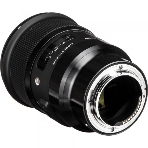 Sigma 24mm f/1.4 DG HSM ART -   obiectiv Mirrorless montura Sony E 2