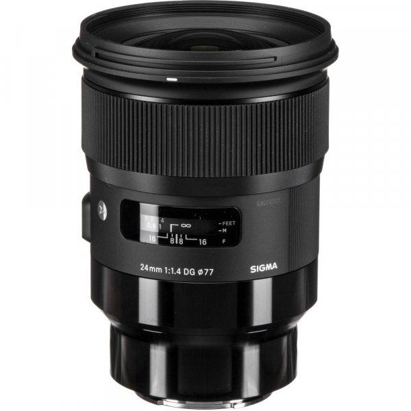Sigma 24mm f/1.4 DG HSM ART -   obiectiv Mirrorless montura Sony E 0