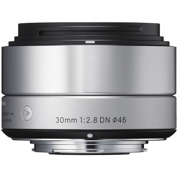 Sigma 30mm f/2.8 DN ART argintiu -   obiectiv Mirrorless montura Sony E  [0]