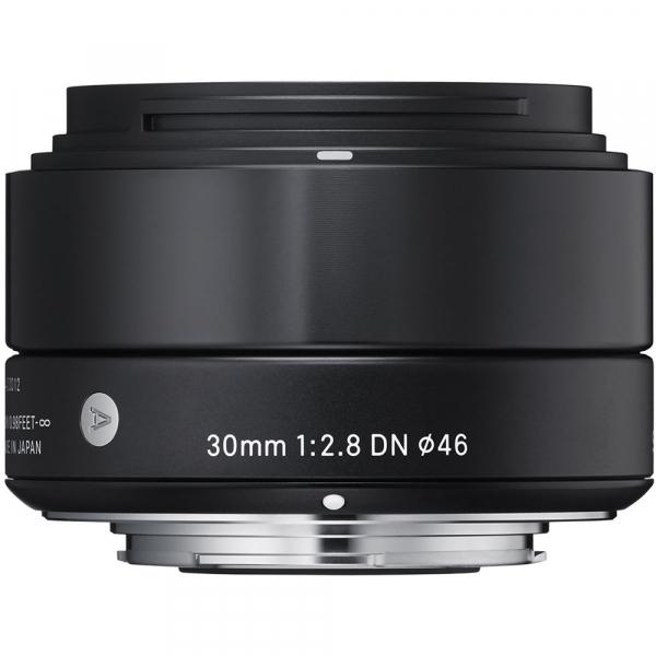 Sigma 30mm f/2.8 DN ART negru -   obiectiv Mirrorless montura Sony E  [0]