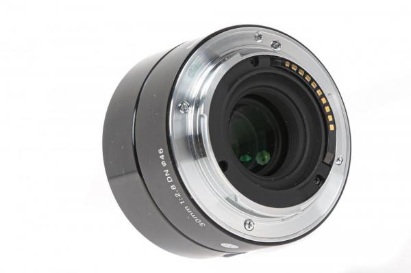 Sigma 30mm f/2.8 DN ART negru -   obiectiv Mirrorless montura Sony E (S.H.) 5