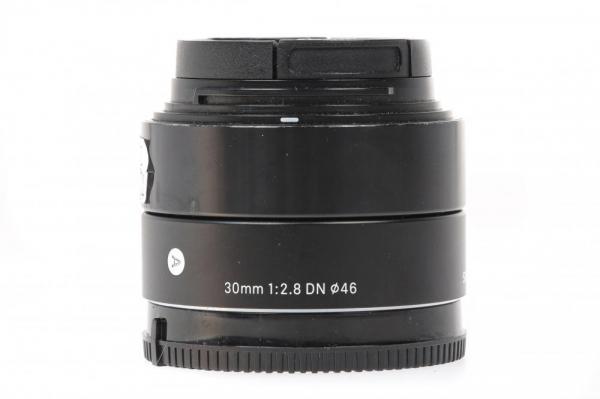 Sigma 30mm f/2.8 DN ART negru -   obiectiv Mirrorless montura Sony E (S.H.) 1