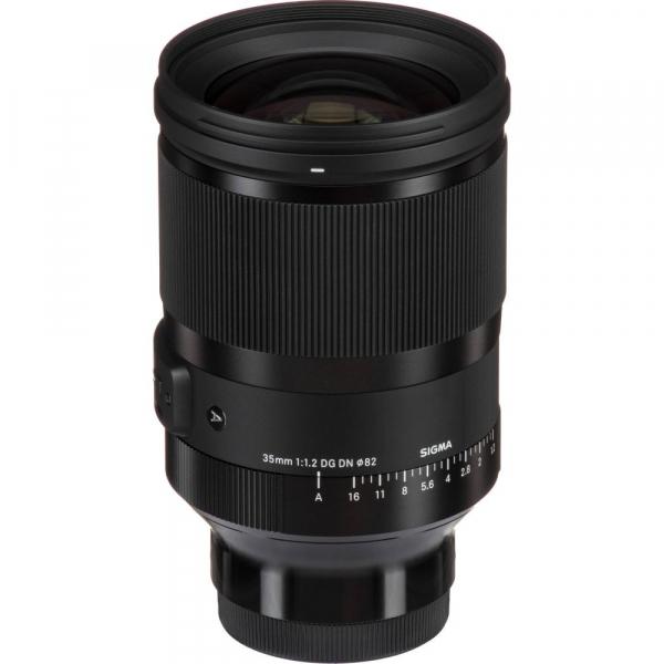 Sigma 35mm f/1.2 DG DN ART - obiectiv Mirrorless pentru montura Panasonic L 4