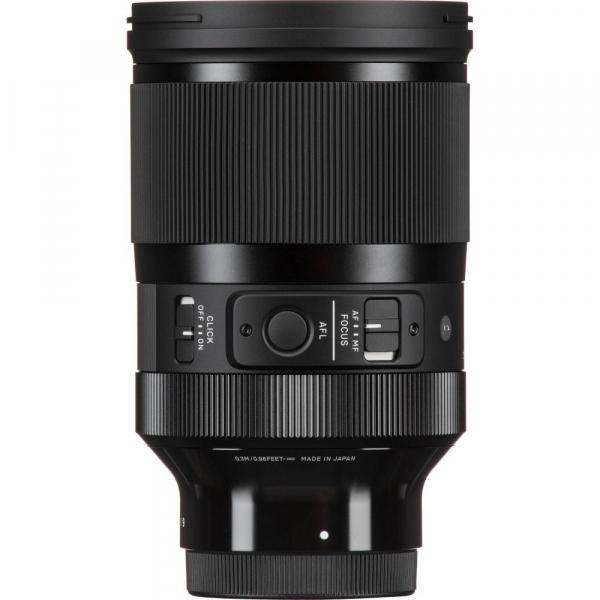 Sigma 35mm f/1.2 DG DN ART - obiectiv Mirrorless pentru montura Panasonic L 1