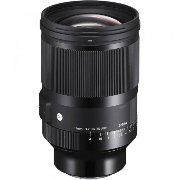 Sigma 35mm f/1.2 DG DN ART - obiectiv Mirrorless pentru montura Panasonic L 0