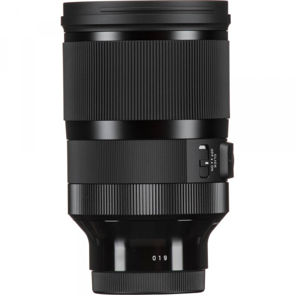 Sigma 35mm f/1.2 DG DN ART - obiectiv Mirrorless pentru montura Panasonic L 2