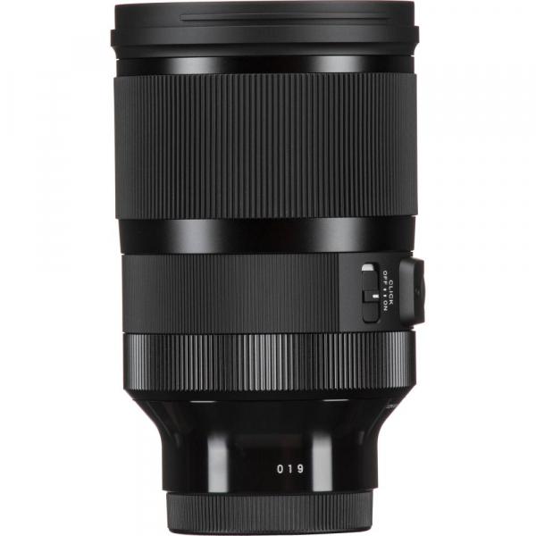 Sigma 35mm f/1.2 DG DN ART - obiectiv Mirrorless pentru montura Sony E [2]