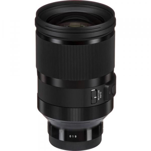 Sigma 35mm f/1.2 DG DN ART - obiectiv Mirrorless pentru montura Sony E [5]