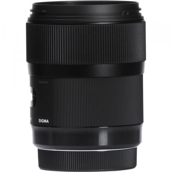 Sigma 35mm f/1.4 DG HSM ART - montura Canon EF 2