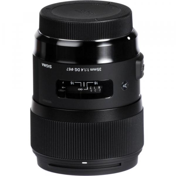 Sigma 35mm f/1.4 DG HSM ART - montura Canon EF 4