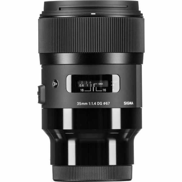 Sigma 35mm  f/1.4 DG HSM ART , obiectiv Mirrorless montura Panasonic L 4