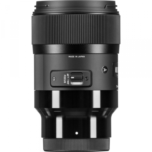 Sigma 35mm  f/1.4 DG HSM ART , obiectiv Mirrorless montura Panasonic L 7