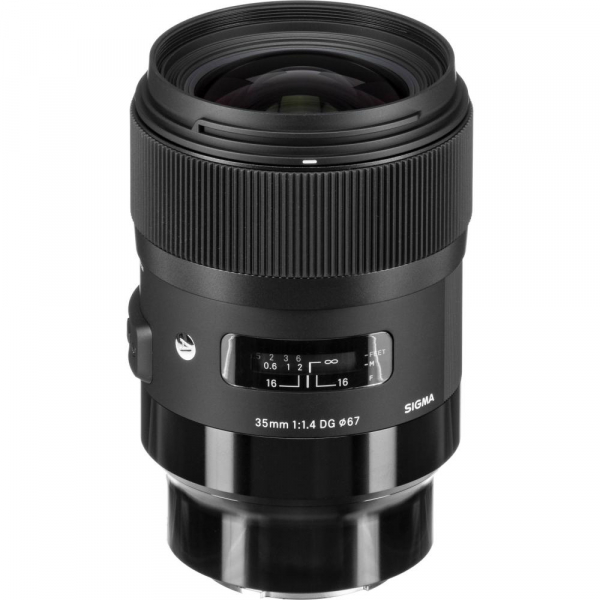Sigma 35mm f/1.4 DG HSM ART , obiectiv Mirrorless montura Sony E [12]