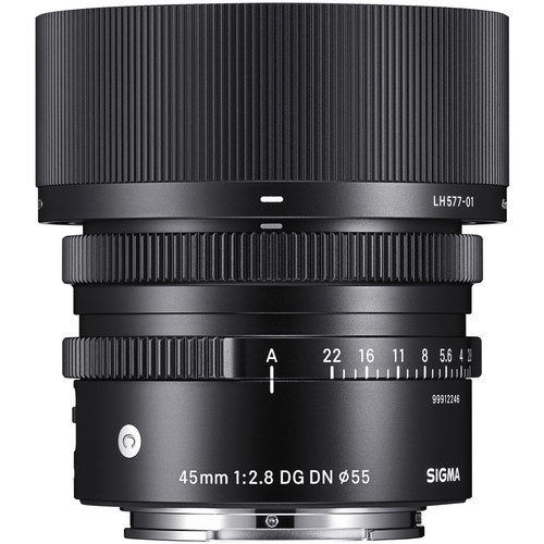 Sigma 45mm F2.8 DG HSM Contemporary - obiectiv Mirrorless montura Panasonic L 0